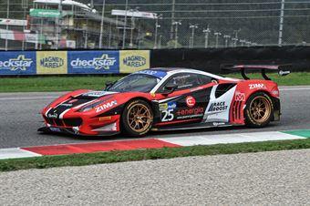 Daniele Di Amato Alexander Naussbaumer, Ferrari 488 GT3 PRO #25, RS Racing, CAMPIONATO ITALIANO GRAN TURISMO