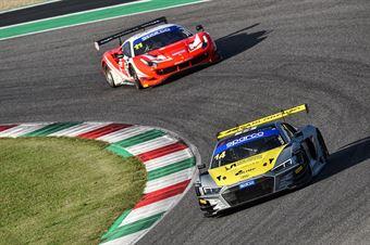 Daniele Mancinelli, Vito Postiglione, Audi R8 LMS GT3 PRO#14, Audi Sport Italia , CAMPIONATO ITALIANO GRAN TURISMO
