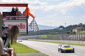 Daniele Mancinelli, Vito Postiglione, Audi R8 LMS GT3 PRO#14, Audi Sport Italia, CAMPIONATO ITALIANO GRAN TURISMO