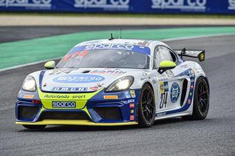 Dario Baruchelli Maurizio Fratti, Porsche 718 Cayman GT4 AM #274, Autorlando Sport , CAMPIONATO ITALIANO GRAN TURISMO