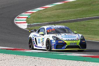 Dario Baruchelli Maurizio Fratti, Porsche 718 Cayman GT4 AM #274, Autorlando Sport, CAMPIONATO ITALIANO GRAN TURISMO