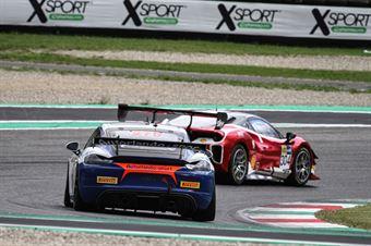 Dario Cerati Giuseppe Ghezzi, Porsche 718 Cayman GT4 AM #275, Autorlando Sport , CAMPIONATO ITALIANO GRAN TURISMO