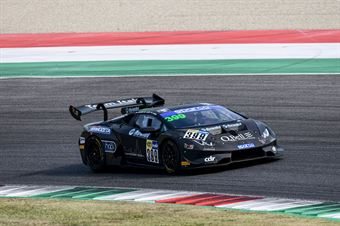 Ermanno Dionisio Alfredo Varini Giacomo Barri, Lamborghini Huracan Supertrofeo #399, Team Italy , CAMPIONATO ITALIANO GRAN TURISMO