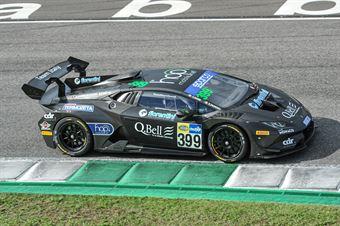 Ermanno Dionisio Giacomo Barri, Lamborghini Huracan Supertrofeo GT CUP #399, Team Italy, CAMPIONATO ITALIANO GRAN TURISMO