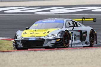 Filip Salaquarda Karol Basz Vito Postiglione, Audi R8 LMS #14, Audi Sport Italia , CAMPIONATO ITALIANO GRAN TURISMO