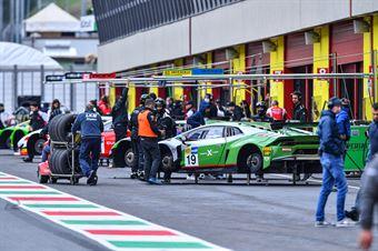 Free Practice, CAMPIONATO ITALIANO GRAN TURISMO