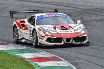 Francesca Linossi, Ferrari 488 Challenge GT CUP #355, Easy Race, CAMPIONATO ITALIANO GRAN TURISMO