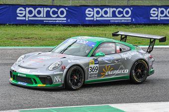 Francesco La Mazza Giuseppe Nicolosi, Porsche 991 GT3 GT CUP #369, Krypton Motorsport, CAMPIONATO ITALIANO GRAN TURISMO