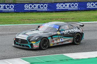 Fulvio Ferri Enrico Bettera, Mercedes AMG GT4 PRO AM #228, Nova Race, CAMPIONATO ITALIANO GRAN TURISMO