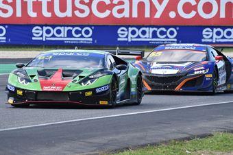 Luca Ghiotto Ale Frassineti, Lamborghini Huracan GT3 PRO #63, Imperiale Racing, CAMPIONATO ITALIANO GRAN TURISMO