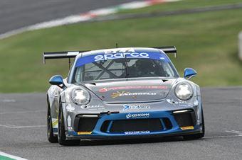 Giovanni Berton Giacomo Riva, Porsche 991 GT3 GT CUP #322, Krypton Motorsport , CAMPIONATO ITALIANO GRAN TURISMO