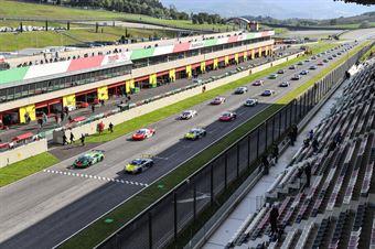 Grid race 1, CAMPIONATO ITALIANO GRAN TURISMO