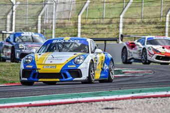 Gianmarco Levorato, Porsche GT3 Cup #303, Tsunami RT, CAMPIONATO ITALIANO GRAN TURISMO
