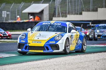 Gianmarco Levorato, Porsche GT3 Cup #303, Tsunami RT , CAMPIONATO ITALIANO GRAN TURISMO