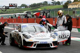 Lino Curti Carlo Curti, Porsche 991 GT3 GT CUP #381, Tsunami RT, CAMPIONATO ITALIANO GRAN TURISMO