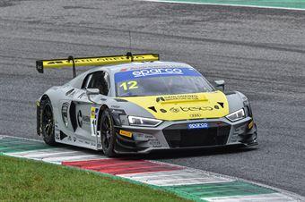 Lorenzo Ferrari Riccardo Agostini, Audi R8 LMS GT3 PRO #12, Audi Sport Italia , CAMPIONATO ITALIANO GRAN TURISMO