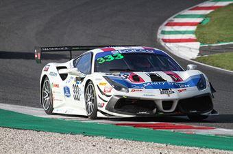Luca Demarchi Nicholas Risitano, Ferrari 488 Challenge GT CUP #333, SR&R, CAMPIONATO ITALIANO GRAN TURISMO
