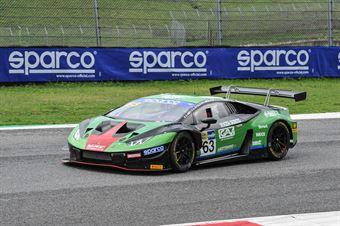 Luca Ghiotto Ale Frassineti, Lamborghini Huracan GT3 PRO #63, Imperiale Racing , CAMPIONATO ITALIANO GRAN TURISMO