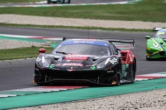 Matteo Greco Karol Basz, Ferrari 488 Evo GT3 PRO #3, Easy Race, CAMPIONATO ITALIANO GRAN TURISMO