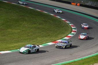 Mattia Di Giusto Riccardo Pera, Porsche 718 Cayman GT4 PRO AM #251, EBIMOTORS, CAMPIONATO ITALIANO GRAN TURISMO