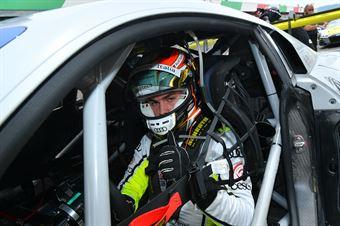 Mattia Drudi  Lorenzo Ferrari Riccardo Agostini, Audi R8 LMS #12, Audi Sport Italia, CAMPIONATO ITALIANO GRAN TURISMO