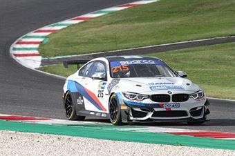 Nicola Neri Giuseppe Fascicolo, BMW M4 GT4 AM #215, Ceccato Motor, CAMPIONATO ITALIANO GRAN TURISMO