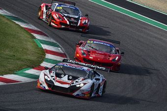 Pietro Perolini Jonathan Cecotto, Lamborghini Huracan GT3 evo GT3 PRO AM #88, LP Racing, CAMPIONATO ITALIANO GRAN TURISMO