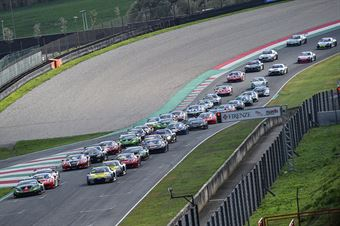 Race 1, CAMPIONATO ITALIANO GRAN TURISMO