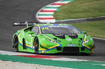 Simone Iacono Sascha Tempesta, Lamborgini Huracan GT3 AM #29, Vincenzo Sospiri Racing, CAMPIONATO ITALIANO GRAN TURISMO