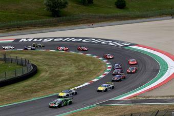 Start Race Endurance, CAMPIONATO ITALIANO GRAN TURISMO
