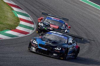 Stefano Comandini Marius Zug, BMW M6 GT3 PRO #7, Ceccato Motor, CAMPIONATO ITALIANO GRAN TURISMO