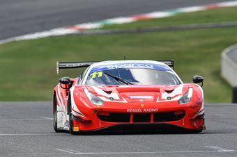 Stephen Earle Niccolo Schiro, Ferrari 488 Evo GT3 AM #11, Kessel Racing, CAMPIONATO ITALIANO GRAN TURISMO
