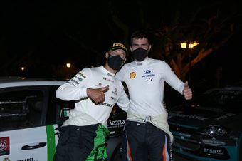 Giandomenico Basso Craig Breen, CAMPIONATO ITALIANO RALLY SPARCO