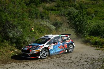 Luca Bottareli, Walter Pasini (Ford Fiesta MK2 R5 #9, Asd New Turbomark), CAMPIONATO ITALIANO RALLY SPARCO