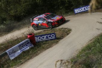 Thierry Neuville, Martijn Wydaeghe (Hyundai I20 Coupe WRC  #901), CAMPIONATO ITALIANO RALLY SPARCO