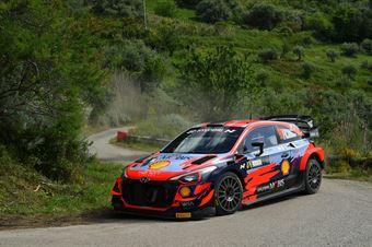 Thierry Neuville, Martijn Wydaeghe (Hyundai I20 Coupe WRC #901) , CAMPIONATO ITALIANO RALLY SPARCO