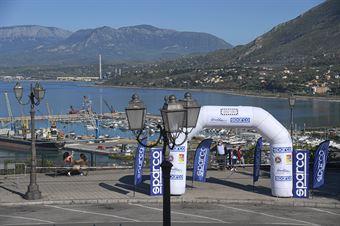 Podio Finale, CAMPIONATO ITALIANO RALLY SPARCO