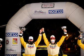 Premiazione Suzuki Rallye Cup, CAMPIONATO ITALIANO RALLY SPARCO