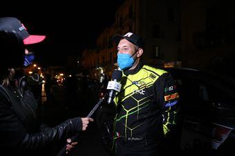 Marco Pollara, Daniele Mangiarotti (Citroen C3 R5 #12, Movisport Ssdrl), CAMPIONATO ITALIANO RALLY SPARCO