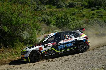 Marco Signor, Francesco Pezzoli (Volkswagen Polo GTI #7, Sama Racing A.s.d.) , CAMPIONATO ITALIANO RALLY SPARCO
