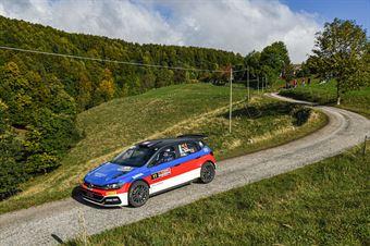 ALBERT VON THURN UND TAXIS BERNHARD ETTEL, VW POLO AT R R5 #11, CAMPIONATO ITALIANO RALLY SPARCO
