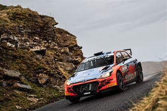 Craig Breen, Paul Nagle (Hyundai I20 R5 #42), CAMPIONATO ITALIANO RALLY SPARCO