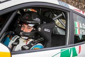 Alessandro Casella, Rosario Siragusano(Ford Fiesta Rally4 #86), 68° Rallye Sanremo, CAMPIONATO ITALIANO RALLY SPARCO
