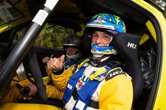 Simone Goldini, Eric Macori(Suzuki Swift Sport Hybrid #126)68° Rallye Sanremo, CAMPIONATO ITALIANO RALLY SPARCO