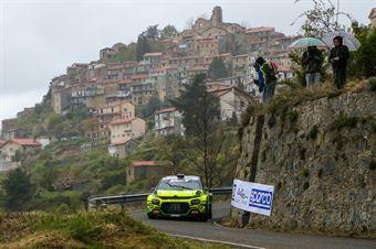 Marco Pollara Daniele Mangiarotti, Citroen C3 R5 #12, Movisport, CAMPIONATO ITALIANO RALLY SPARCO
