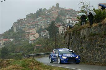 Liberato Sulpizio, Alessio Angeli (Skoda Fabia R5 #24, Rally Team), CAMPIONATO ITALIANO RALLY SPARCO