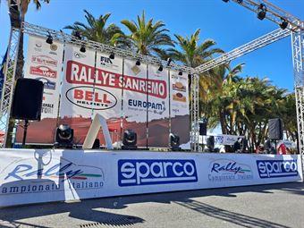 , CAMPIONATO ITALIANO RALLY SPARCO