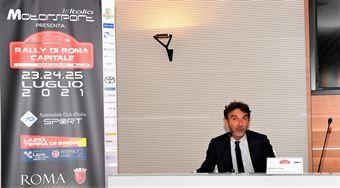 , ITALIAN RALLY CHAMPIONSHIP SPARCO