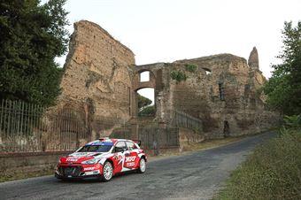 Craig Breen Paul Nagle, Hyundai i20 RC2 #6, ITALIAN RALLY CHAMPIONSHIP SPARCO