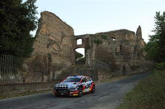 Andrea Crugnola Pietro Elia Ometto, Hyundai i20 RC2 #19, ITALIAN RALLY CHAMPIONSHIP SPARCO
